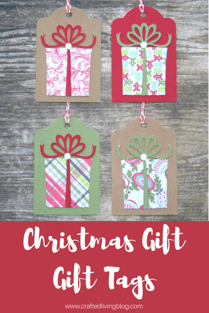 Christmas Gift Tags Handmade.Christmas Gift Gift Tags Crafted Living