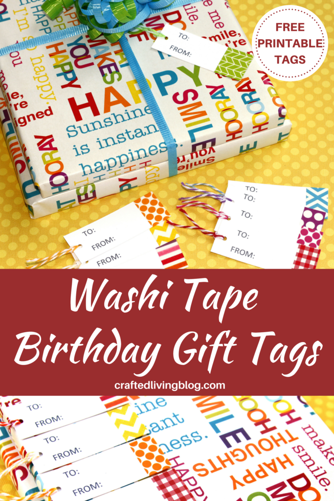 Got Birthday Gifts You Need To Make These Quick And Easy DIY Gift Tags By